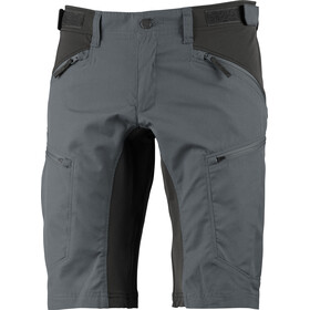 Lundhags Makke Korte Broek Heren, granite/charcoal